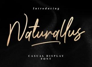 Naturallus Font