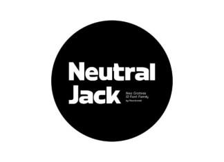 Neutral Jack Font