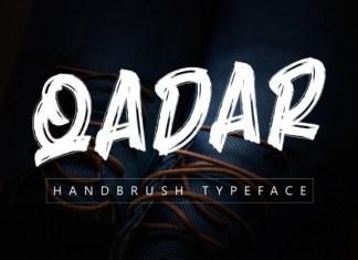 Qadar Font