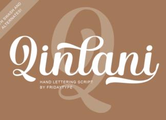 Qinlani Font