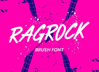 Ragrock Font