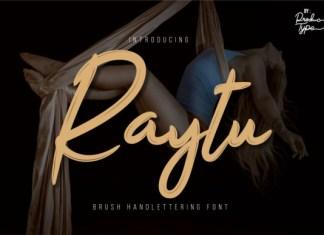 Raytu Font