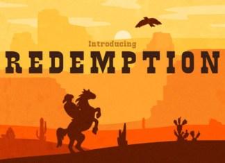 Redemption Font