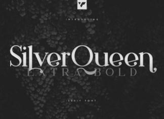 Silverqueen Font