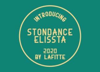 Stonedance Elissta Font