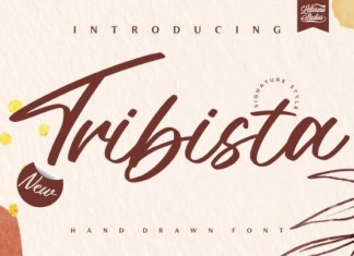 Tribista Font