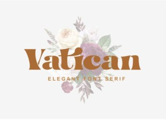 Vatican Font