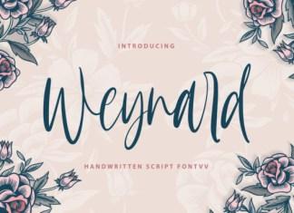 Weynard Font