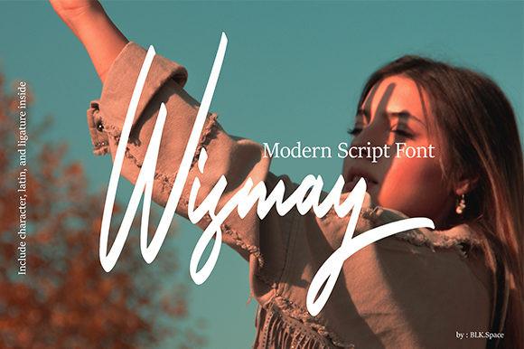 Wismay Font