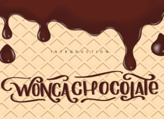 Wonca Chocolate Font