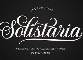 Solistaria Font
