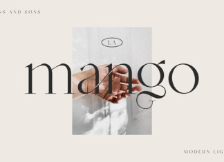 La Mango Font