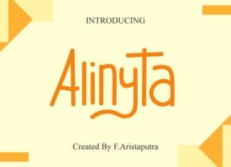 Alinyta Font