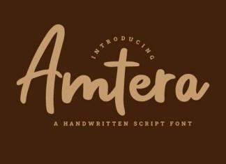 Amtera Font