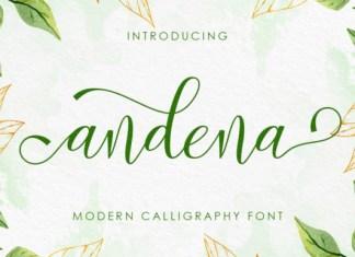 Andena Font