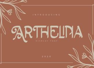 Arthelina Font