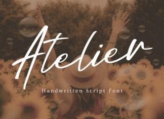 Atelier Font