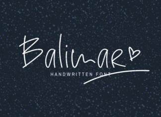 Balimar Font