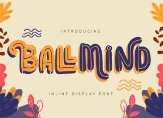 Ballmind Font