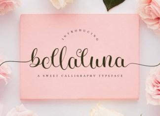 Bellaluna Font