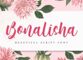 Bonalisha Font