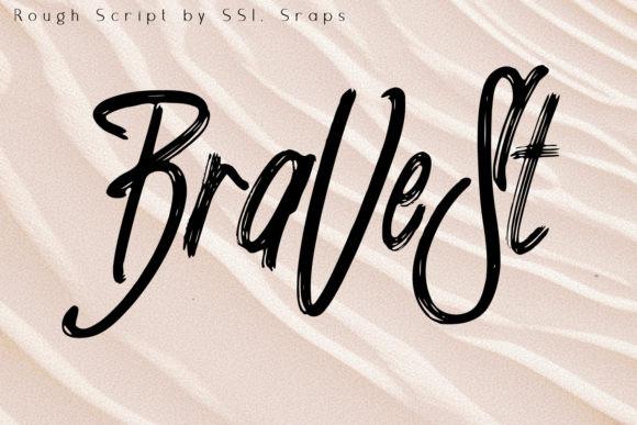 Bravest Font