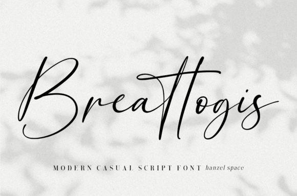 Breattogis Font