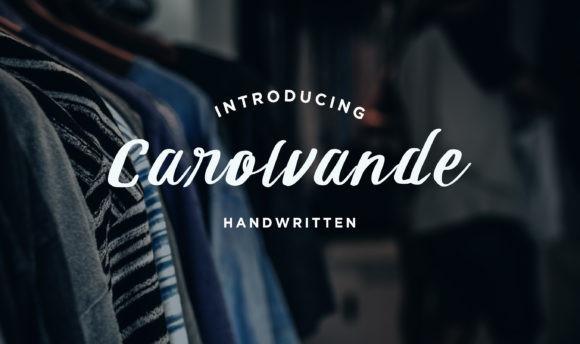 Carolvande Font