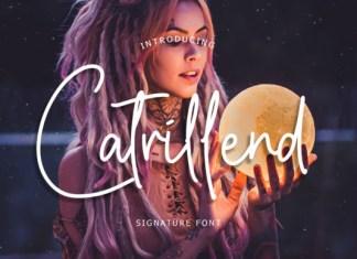 Catrillend Font