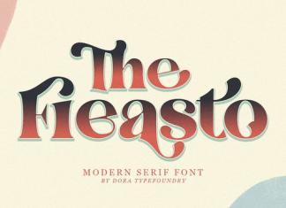 Fieasto Font