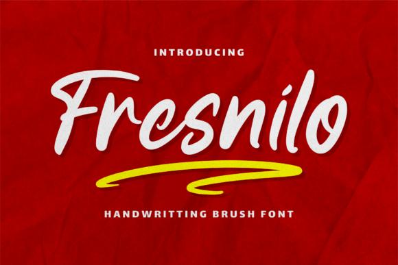 Fresnilo Font