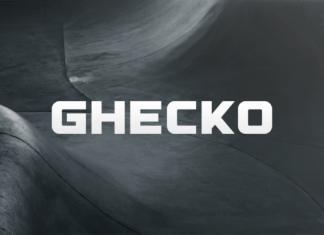 Ghecko Font