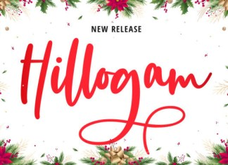 Hillogam Font
