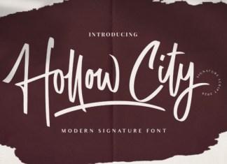 Hollow City Font