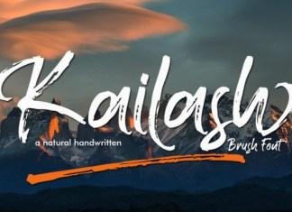 Kailash Font