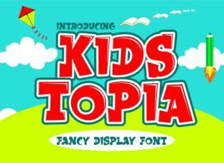 Kidstopia Font