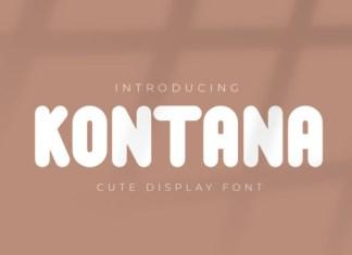 Kontana Font