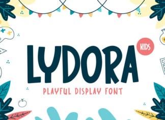 Lydora Kids Font