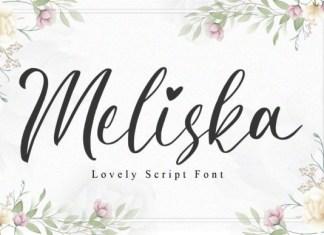 Meliska Font