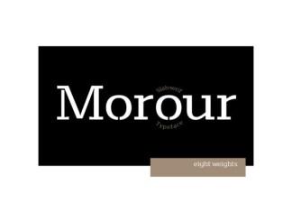 Morour Font