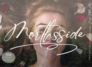 Morthsside Font