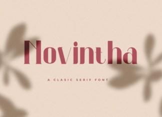 Novintha Font