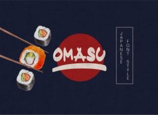 Omasu Font