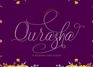 Qurasha Font