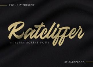 Ratcliffer Font