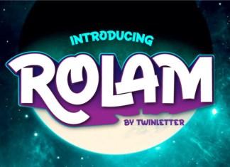 Rolam Font