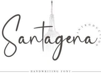 Santagena Font