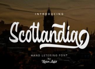 Scotlandia Font