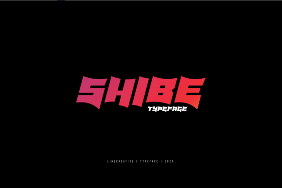 Shibe Font