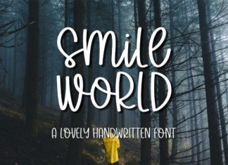 Smile World Font